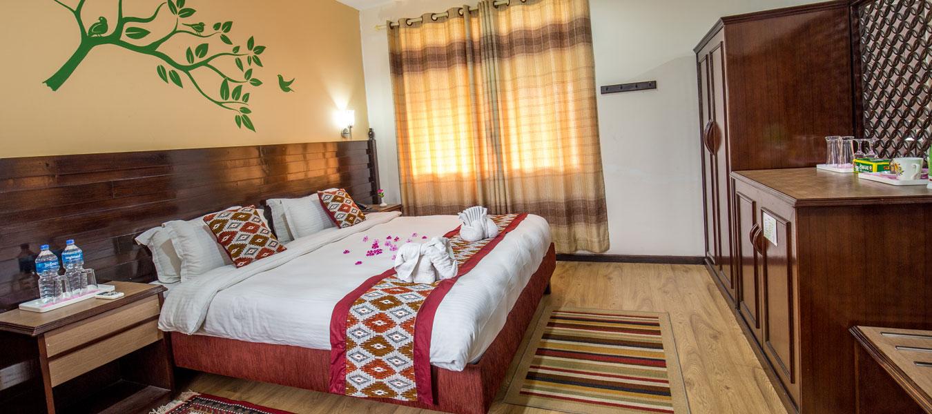 Elegant Rooms for Comfort