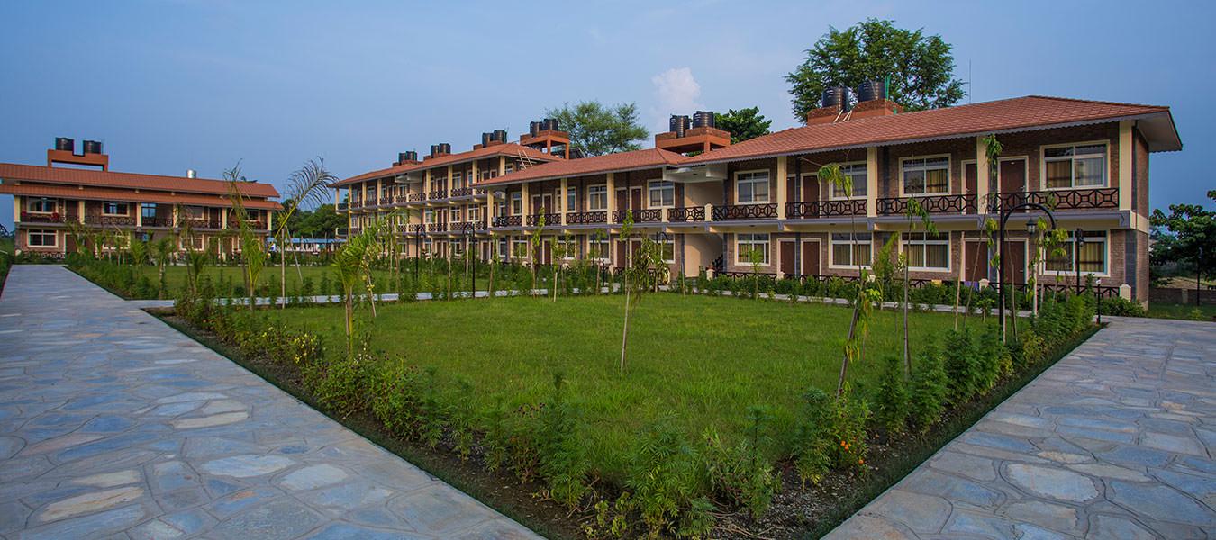 Elegant View of Centerpark Resort